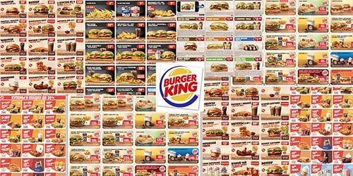 Все купоны Бургер Кинг